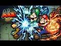 MARIO & LUIGI SUPERSTAR SAGA 3DS #10 - MAÎTRES DU FEU ET DU TONNERRE