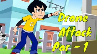 Drone Attack Part - 2 - Epi - 26 - Chimpoo Simpoo - Funny Hindi Cartoon Series - Zee Kids