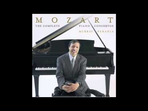 Murray Perahia: Mozart Piano Concerto No.1 K.37 1st movement