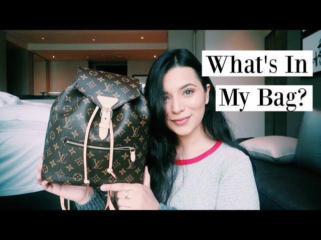 What's In My Bag | Athisha Khan