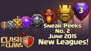 June 2015 Update - Clash Of Clans Sneak Peek No 2