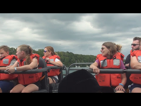 Niagara river Jet Boat ride Youngstown NY,2016
