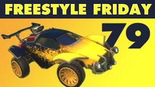 Freestyle Friday 79 - JHZER (Rocket League Goals & Fails)