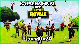 """FORTNITE-PLAYED WITH THE """"BLUE STRIKER"""" SKIN OF PSN PLUS IN """"FINAL BATTLE"""" MODE"""