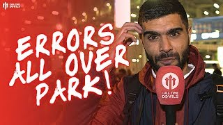 ERRORS ALL OVER! Barcelona 3-0 Man Utd
