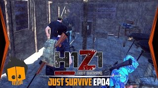 H1Z1 GAMEPLAY JUST SURVIVE EP04 INVADINDO BASE COM UMA C4 (Português PT-BR CanaldoJoni)