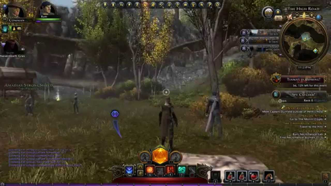 Neverwinter Companion Guide #1 Dog