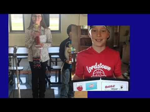 Lordstown Elementary School 2019-2020 In Review