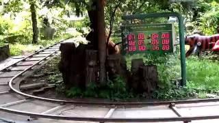 Детская железная дорога в Таганроге(Детская железная дорога в парке культуры и отдыха им . Горького в Таганроге. ----------------------------------------------------------..., 2016-07-19T20:20:33.000Z)