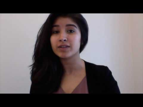 Saba Babar Video Interview for Marketing Assistant