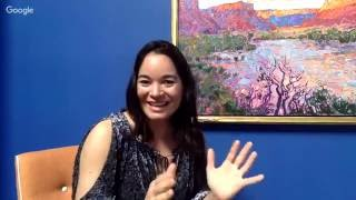Behind the Canvas with Erin Hanson – Impressionistic Influence