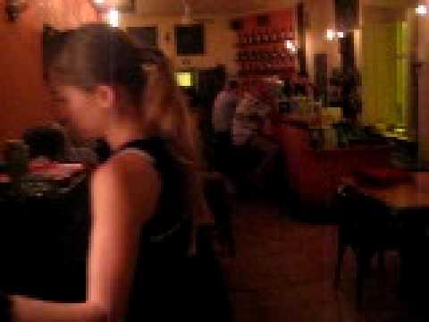 Restaurante Vino Mio, Malaga  musica en vivo con Jacobo y José