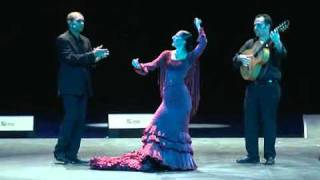 Queen of flamenco reveals secret of the passionate Spanish dance