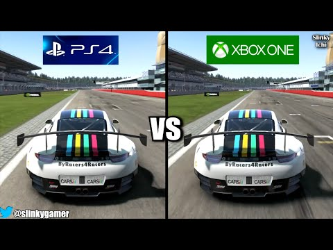 project cars gameplay ps4 vs xbox one ruf gt3. Black Bedroom Furniture Sets. Home Design Ideas