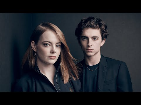 Timothée Chalamet & Emma Stone - Actors on Actors