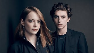 Timothée Chalamet & Emma Stone - Actors on Actors - Full Conversation