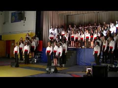 ( HD ) Beautiful by Phillips Preparatory Middle School Chorus Spring Show