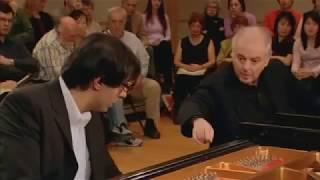 Masterclass nº2 Saleem Abboud Ashkar - No 21 - Barenboim on Beethoven