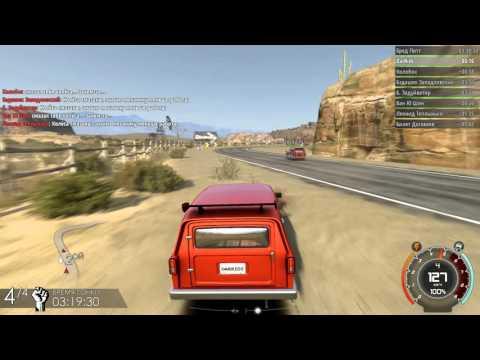 games Gas Guzzlers Extreme видео игры 2 серия Смертельная гонка крутая игра