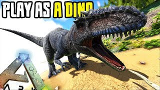 ????PLAY AS A DINO PVP !! FREE TO JOIN !! | ARK SURVIVAL EVOLVED [LIVE STREAM]????