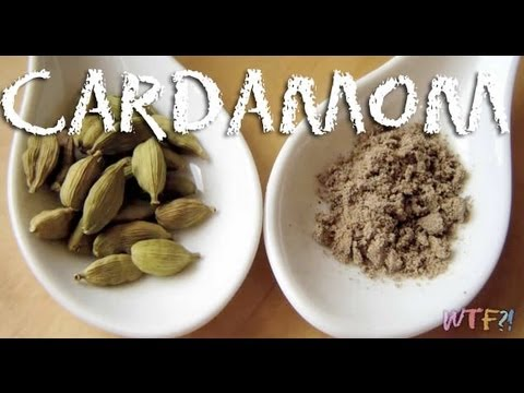 What is Cardamom? / Cardamom Rose Water Almond Cookies Recipe ...
