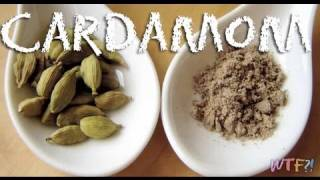 What Is Cardamom? / Cardamom Rose Water Almond Cookies Recipe