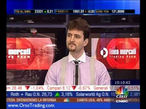 Option Trading a Class CNBC: Orso Locatelli - S&P 500 Index