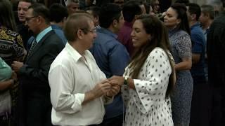 Reafirmação dos votos matrimoniais 2019 em 02.06.2019 18h15 Igreja Presbiteriana de Manaus