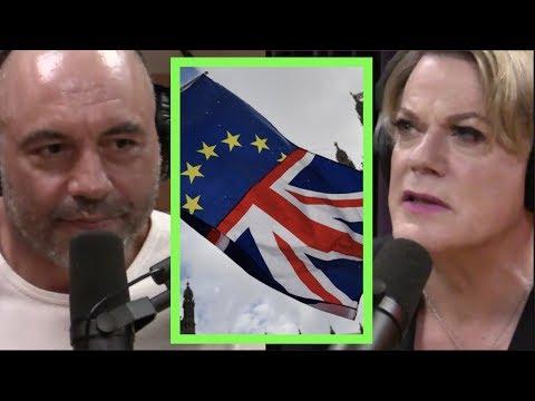Eddie Izzard Explains Brexit To Joe Rogan