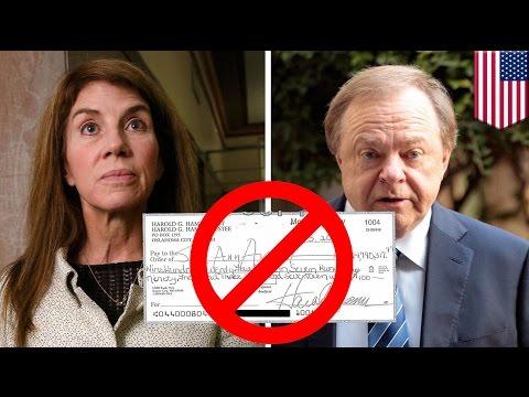 Sue Ann ne veut pas de ses $974 millions de dollars et voila pourquoi!