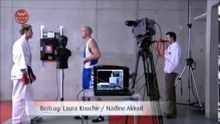 Karate vs. Boxen - Kampfsportarten im Test [DEUTSCH]
