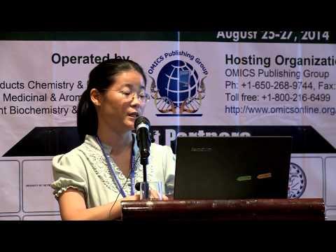 Hongmei Cai| Huazhong Agricultural University | China | Pharmacognosy 2014 | OMICS International
