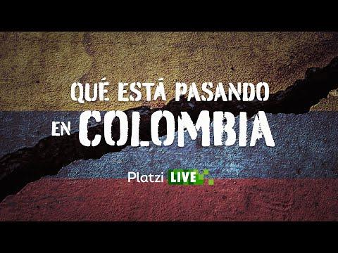 Qué está pasando en Colombia en el 2021 🇨🇴