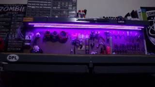 Under Shelf Work Bench Rgb Led Strip Lighting