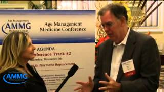 Barry Sears, Ph.D. at the Age Management Medicine Conference