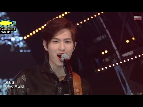CNBLUE - I'm Sorry, 씨엔블루 - 아임 쏘리, Show Champion 20140319