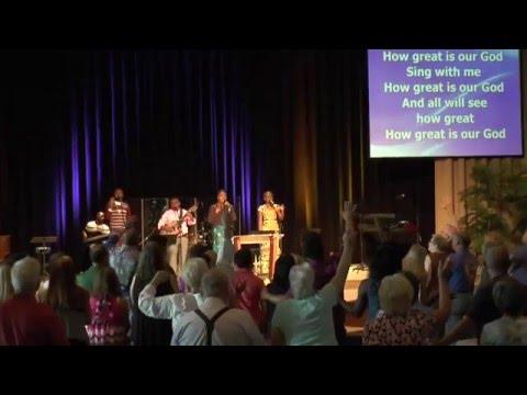 Jean-Rene Balekita a MEADOWBROOK COMMUNITY CHURCH A CHAMPAIGN USA