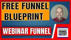 FREE Funnel Blueprint - Webinar Funnel