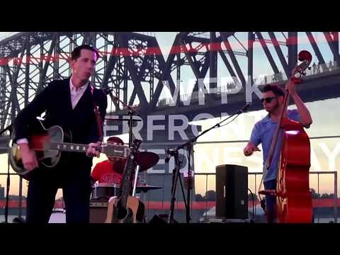 Pokey LaFarge 6/28/17 WFPK Waterfront Wednesday, Louisville, KY