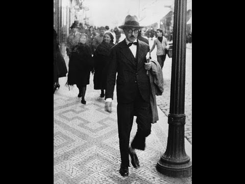 A Shrug Of The Shoulders By Fernando Pessoa (read By A Poetry Channel)