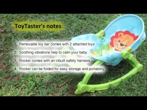 Fisher Price Toys | New Born To Toddler Rocker Toy Review