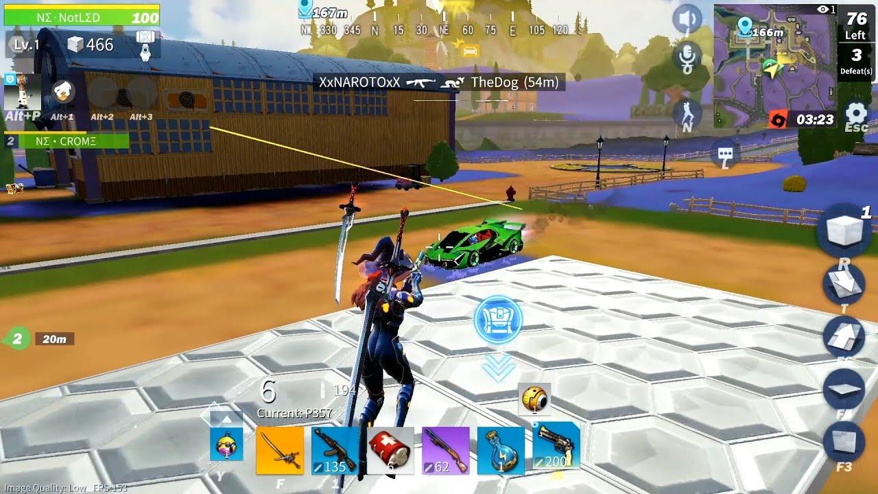 29 Kills Duo Game (Creative Destruction)