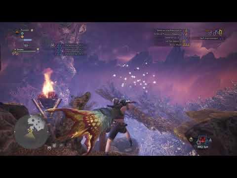 Monster Hunter World - All Launch Hunting Horn Performances Redux