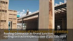 Roofing Contractor Grand Junction | (720) 709-1999