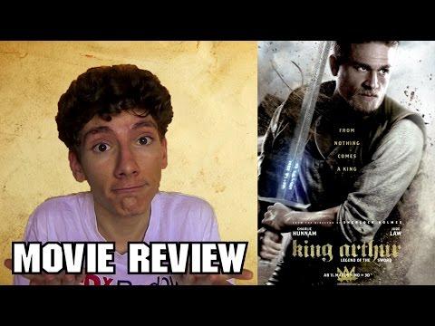 King Arthur: Legend of the Sword [Fantasy Movie Review]