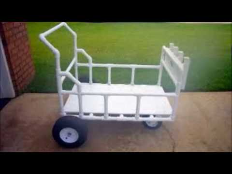 15 do it yourself fishing carts you can make at home