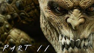 BATMAN RETURN TO ARKHAM (Arkham Asylum) Walkthrough Gameplay Part 11 - Waylon Jones (PS4 Pro)