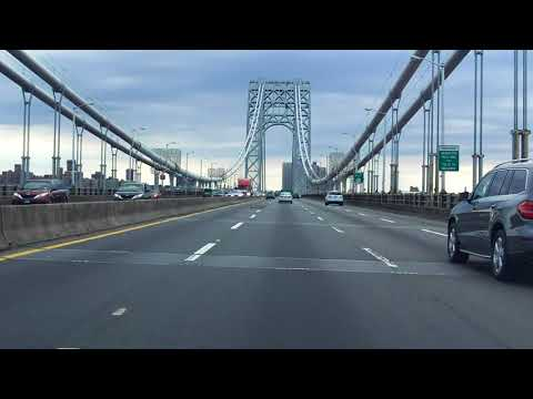 New York City Expressway Tour (Bronx) north/eastbound