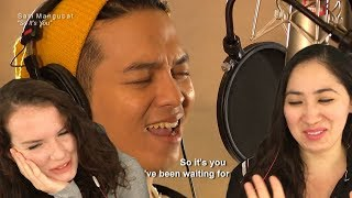 Sam Mangubat - So It's You Reaction Video