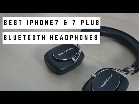 Best Iphone 7 Iphone 7 Plus Bluetooth Headphones Youtube